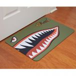 Flying Tigers Doormat