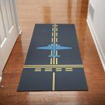 Taxiway Hallway Runner Mat