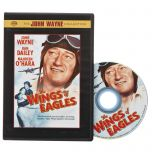 The Wings of Eagles DVD