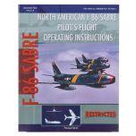 North American F-86 Sabre Pilot's Operating Manual