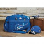 F4U Corsair Cap and Duffel Bag