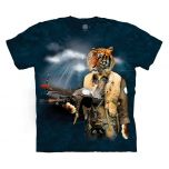 Tony the Flying Tiger T-Shirt