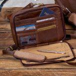 Lambskin Travel/Passport Case