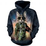Tomcat Hooded Sweatshirt