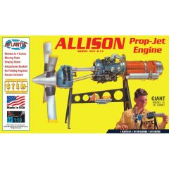 Allison Prop-Jet Aircraft Engine Model Kit