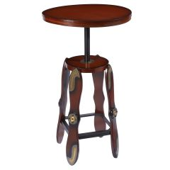 Vintage Propeller Pub Table