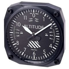 Altimeter Desktop Alarm Clock