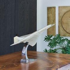 Concorde Aluminum Model