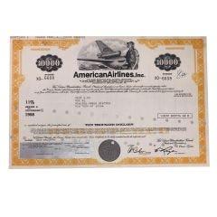 American Airlines Bond Debenture
