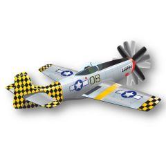 P-51 Mustang 3D Kite