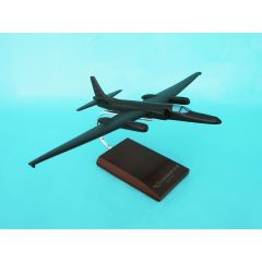 "U-2 ""Dragon Lady"" Mahogany Model (Scale: 1:72)"