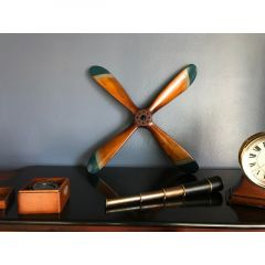4-Bladed Wooden Propeller