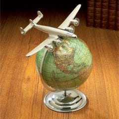 Super Constellation Model with Globe