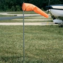 27 in. Airport Windsock (Complete)