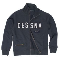 Cessna Full-Zip Fleece Sweatshirt