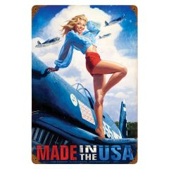 "Made In The USA (5264-MA) 18"" x 12"""