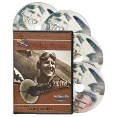 Flying Tigers 4-DVD Set (180 min.)