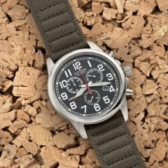 Citizen Eco-Drive Field Chronograph Watch