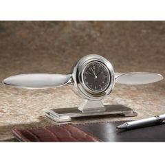 Propeller Desk Clock