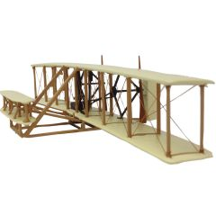 Wright Brothers Civilian Aircraft Die-Cast Models