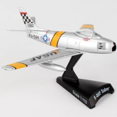 "F-86 Sabre ""Mig Mad Marine""  Die-Cast Model"