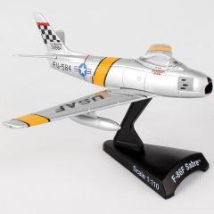 """F-86 Sabre """"Mig Mad Marine""""  Die-Cast Model"""