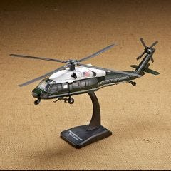 VH-60N White Hawk Marine One Die Cast Helicopter