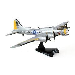 "B-17G Flying Fortress ""Liberty Belle"" USAAF Die-Cast Model"