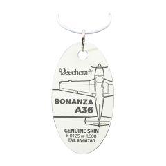 Beechcraft Bonanza A36 PlaneTag®