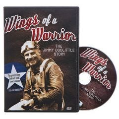 Wings of a Warrior: The Jimmy Doolittle Story DVD
