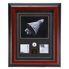 Mercury Atlas-1 Relic Framed Print