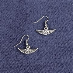 Pilot Wings Earrings