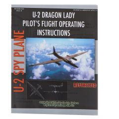 U-2 Dragon Lady Pilot's Operating Manual