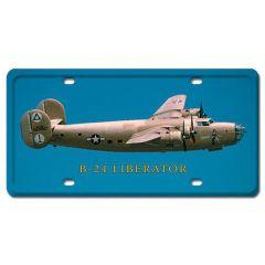 B-24 Liberator License Plate Cover