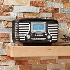 Corsair Alarm Clock and Radio/CD Player
