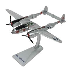 "P-38J Lightning ""Pudgy IV"" Die-Cast Model"