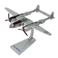 "P-38J Lightning ""Pudgy IV"" Die-Cast Model"