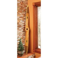 Sensenich Wood Display Propeller (6')
