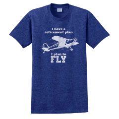 I Have a Retirement Plan T-Shirt