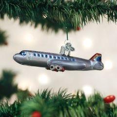 Passenger Plane Ornament