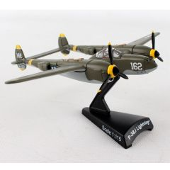 P-38J Lightning USAAF  Die-Cast Model