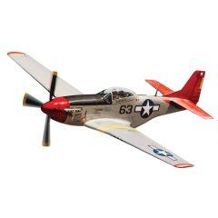 """P-51 Mustang - 19""""l x 23"""" x 6"""""""