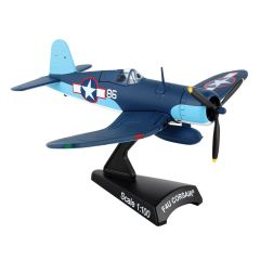 "F4U Corsair ""Pappy Boyington"" USMC Die-Cast Model"