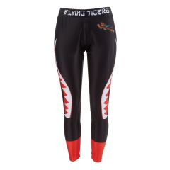Ladies Flying Tigers Athletic Leggings