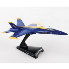 F/A-18C Hornet Blue Angels Die-Cast Model