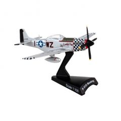 "P-51 Mustang ""Big Beautiful Doll"" Die-Cast Model"