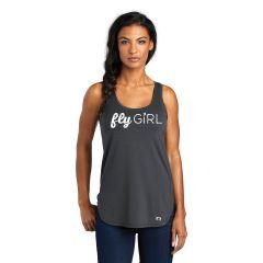 flyGIRL Tri-blend Women's Tank Top