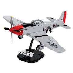 Top Gun Maverick: P-51 Mustang Block Model