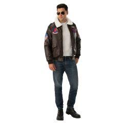 Adult Top Gun Jacket Costume