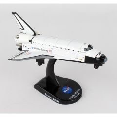Space Shuttle Atlantis Die-Cast Model